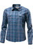 Lundhags W's Flanell Shirt Eclipse Blue